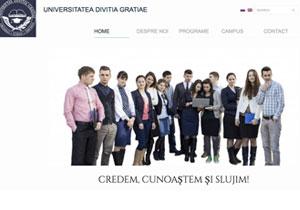 «Divitia Gratiae» - Христианский университет в Кишиневе.